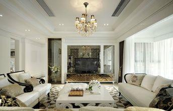 20万以上130平米三新古典风格客厅装修案例