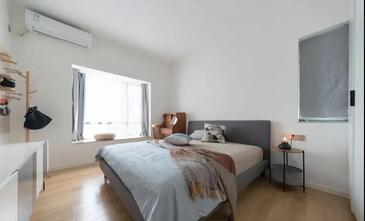 富裕型120平米三室两厅日式风格卧室装修效果图