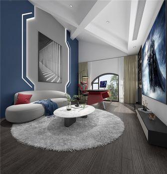 豪华型140平米复式现代简约风格影音室图
