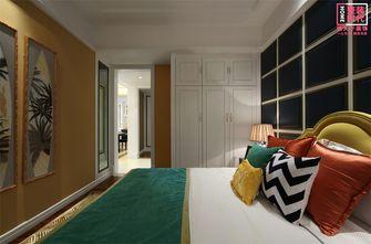 110平米三室两厅新古典风格卧室装修案例