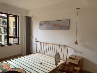 130平米四北欧风格卧室装修效果图