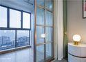 富裕型120平米三室一厅美式风格阳光房效果图