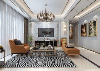 10-15万120平米三现代简约风格客厅欣赏图