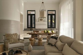 富裕型100平米三室两厅东南亚风格客厅装修图片大全