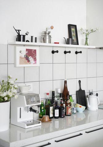 110平米三轻奢风格厨房效果图