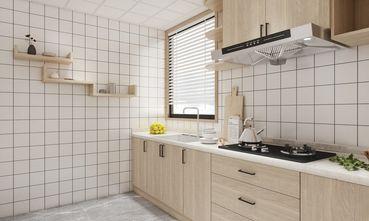 10-15万120平米三室两厅日式风格厨房欣赏图