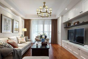 10-15万100平米三美式风格客厅效果图