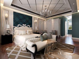 140平米四欧式风格卧室图片