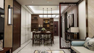 70平米一室一厅中式风格餐厅欣赏图