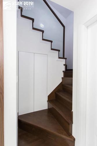 140平米复式现代简约风格阁楼图