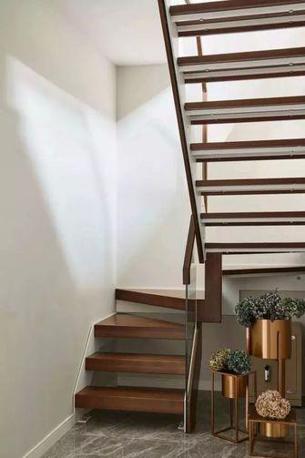 豪华型140平米复式现代简约风格走廊图