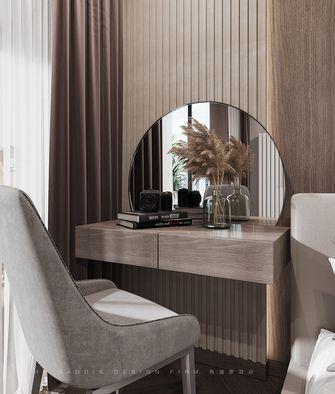 20万以上140平米三室两厅现代简约风格梳妆台设计图