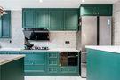 10-15万140平米三室两厅法式风格厨房装修案例