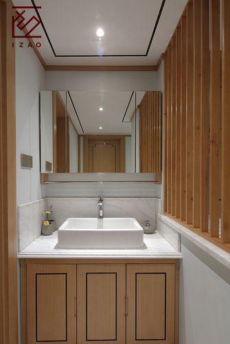 富裕型140平米三中式风格卫生间装修效果图