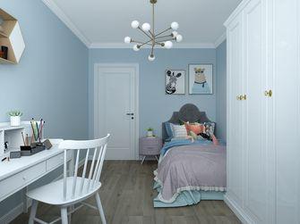 10-15万140平米三室一厅美式风格青少年房图片