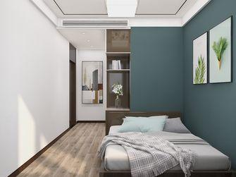 富裕型120平米四室一厅中式风格卧室装修效果图