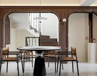经济型140平米别墅法式风格餐厅装修案例