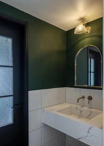 10-15万90平米三室一厅日式风格卫生间装修效果图