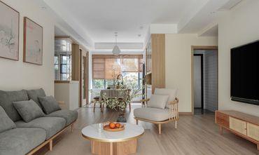 10-15万100平米三室一厅日式风格客厅效果图