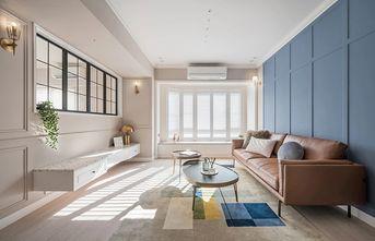豪华型120平米三美式风格客厅装修案例