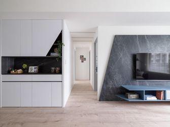 富裕型120平米三现代简约风格客厅效果图