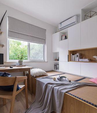 经济型90平米三北欧风格青少年房欣赏图