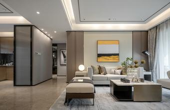 100平米三室两厅中式风格客厅效果图