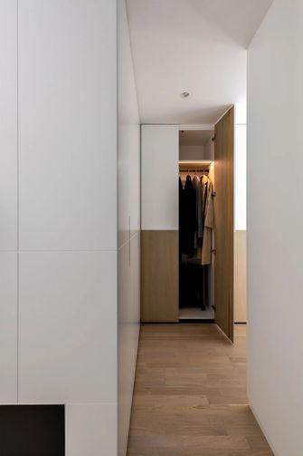富裕型130平米四室一厅现代简约风格衣帽间装修效果图