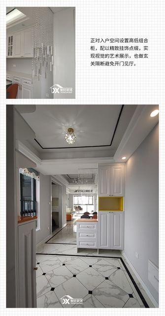 10-15万120平米四室两厅美式风格玄关装修图片大全