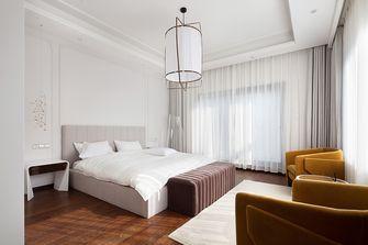 20万以上140平米别墅法式风格卧室欣赏图