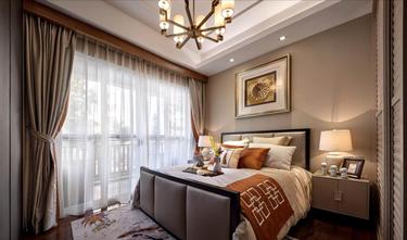 120平米四中式风格卧室图片