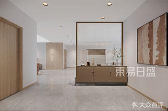 130平米三室两厅现代简约风格玄关装修图片大全