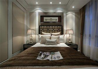 豪华型90平米三室一厅欧式风格卧室装修图片大全