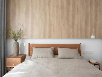 经济型120平米三室两厅日式风格卧室设计图
