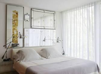 15-20万140平米混搭风格卧室图片大全