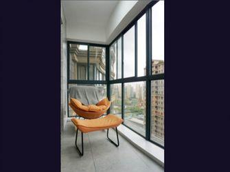 10-15万110平米三现代简约风格阳台设计图