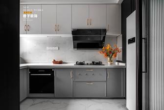 3万以下140平米四室两厅法式风格厨房设计图