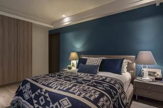 豪华型110平米三现代简约风格卧室图
