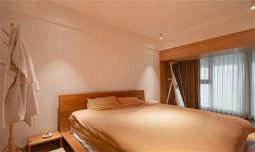 120平米复式日式风格卧室效果图