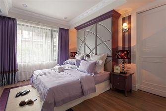 140平米四室两厅欧式风格卧室图片大全