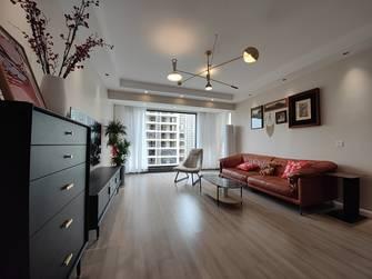 15-20万130平米四室两厅美式风格阳台图片大全