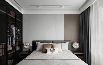 经济型120平米现代简约风格卧室欣赏图