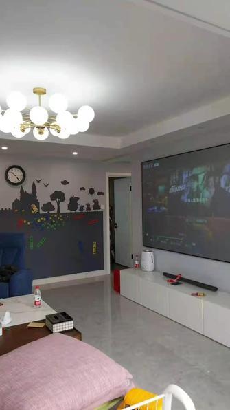 5-10万100平米新古典风格客厅设计图