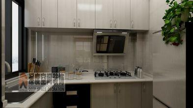 3-5万80平米三室两厅现代简约风格厨房装修效果图