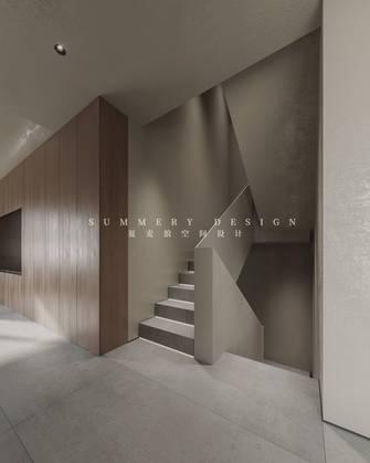 富裕型140平米四室五厅混搭风格走廊装修图片大全
