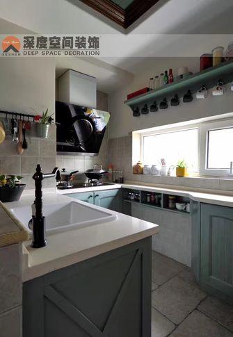 5-10万110平米地中海风格厨房欣赏图