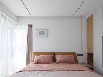 5-10万70平米一室两厅北欧风格卧室装修效果图