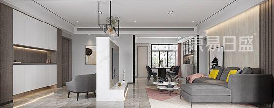 豪华型140平米别墅混搭风格客厅欣赏图
