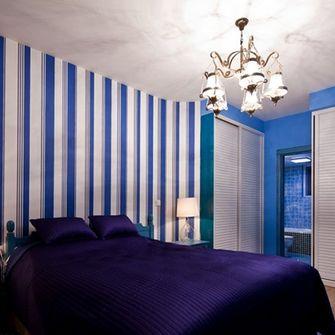 130平米地中海风格卧室效果图