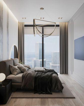 富裕型100平米一室一厅轻奢风格卧室装修效果图